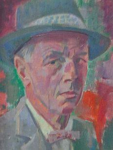 war Schüler von <b>Franz Jaschke</b>. Im Mai 1910 promovierte er zum Dr. phil. in ... - Plenk_Selbstbildnis_3